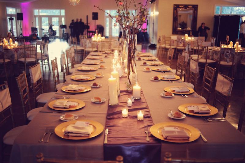 Lange Farm: rectangular tables