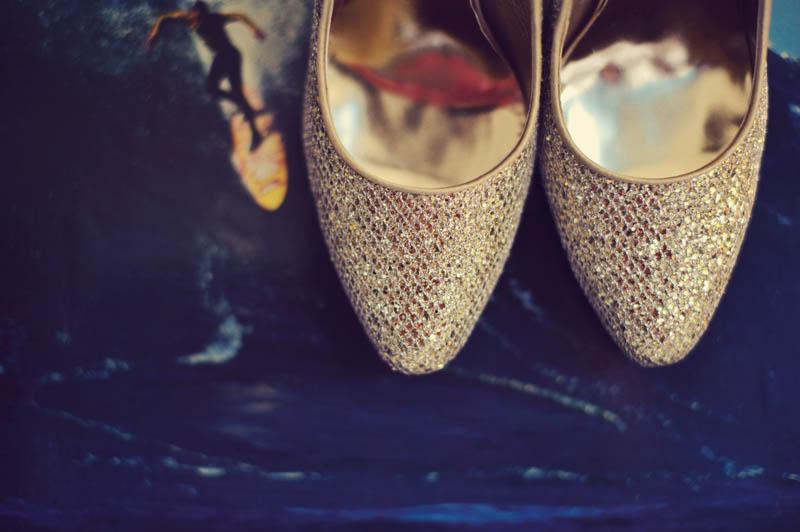 Postcard Inn: shoes