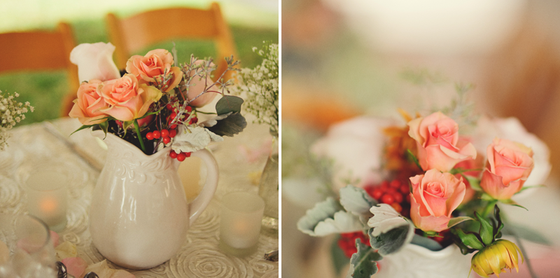 powel crosley estate wedding: florals