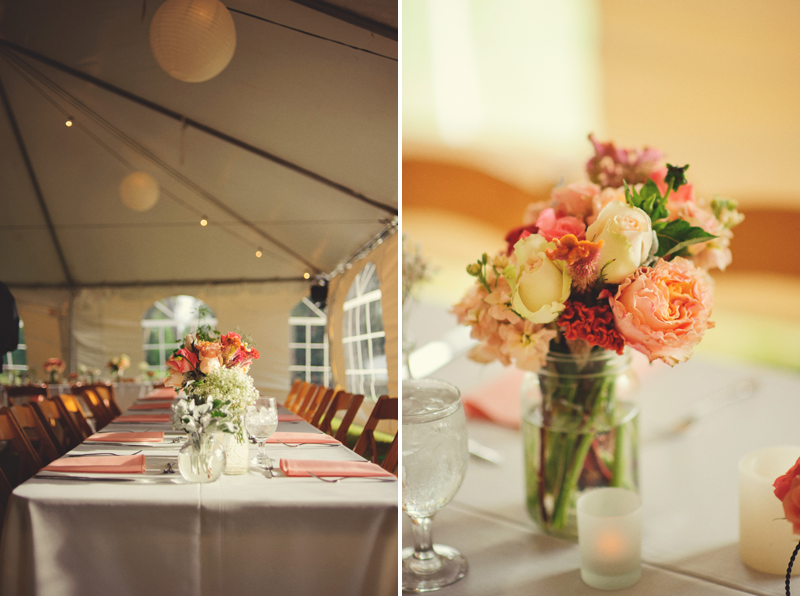 powel crosley estate wedding: beautiful decor