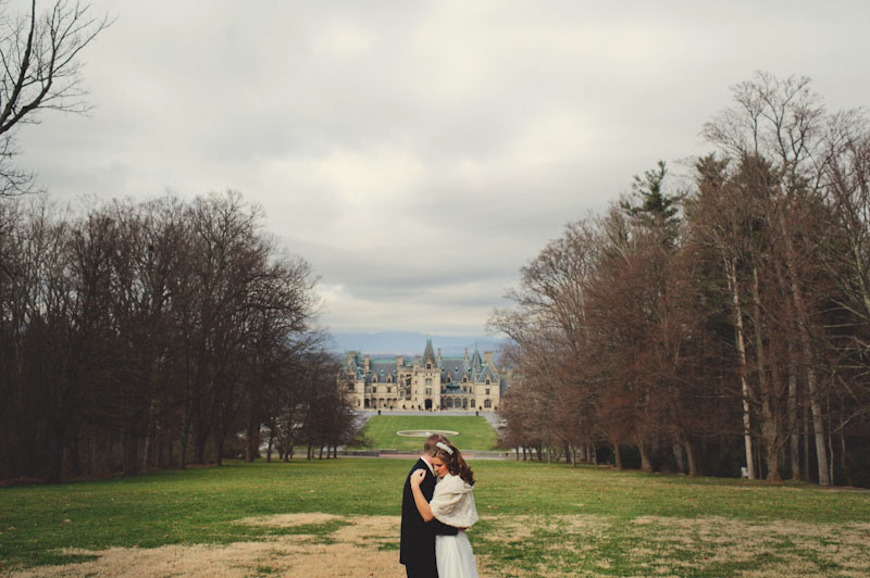 Biltmore Estate Vintage Wedding Photographer