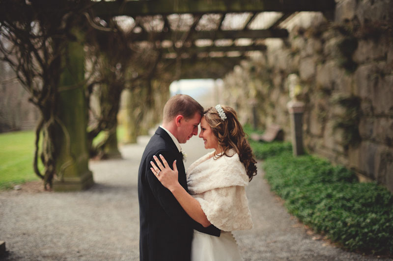Biltmore Estate Romantic Wedding Photography