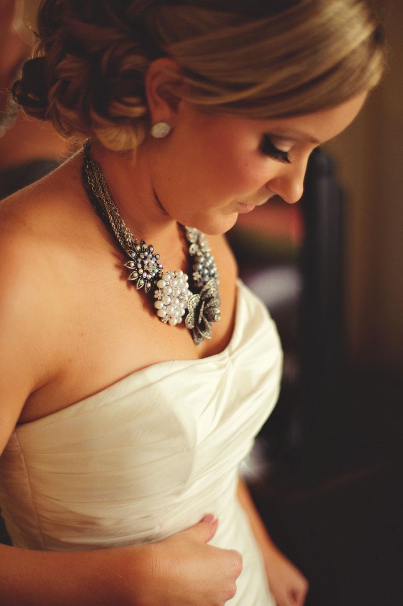 vintage esty necklace