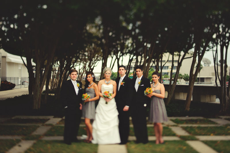Kiley Garden: bridal party