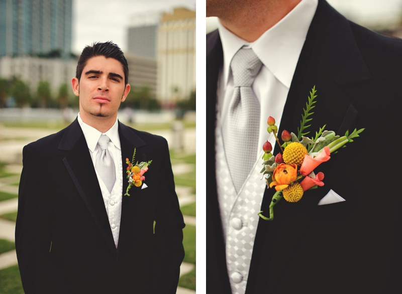 Kiley Garden: groom