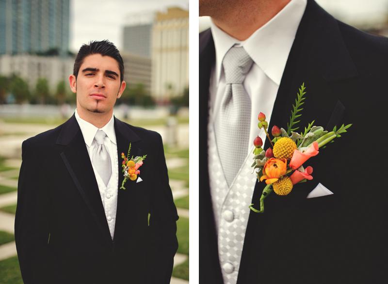 Kiley Garden: groom
