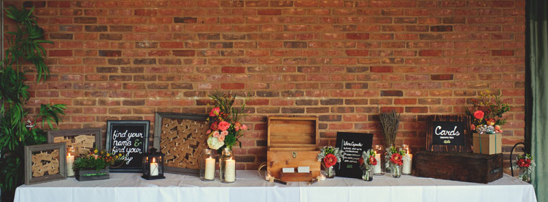 jacksons bistro: reception details