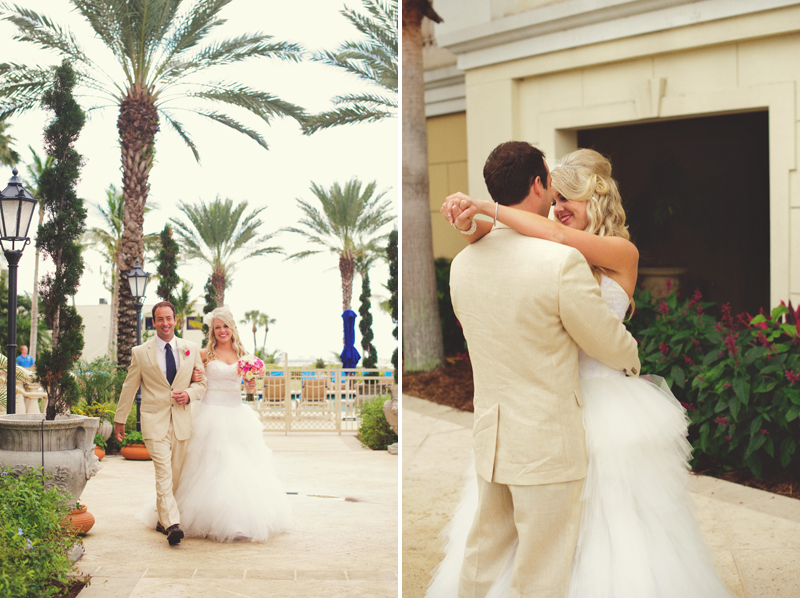 ritz carlton sarasota wedding: first call dance