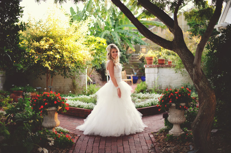 selby gardens wedding bride