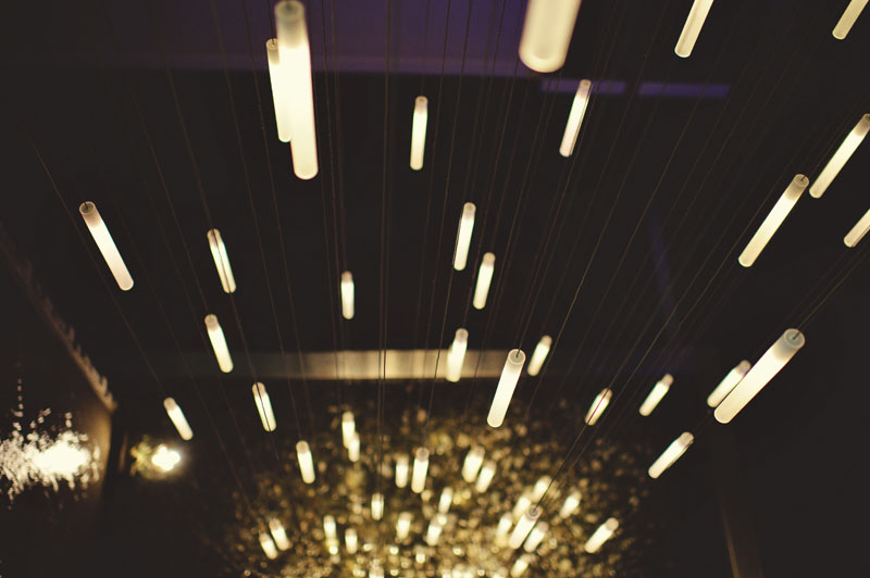 w hotel ft lauderdale wedding: lights