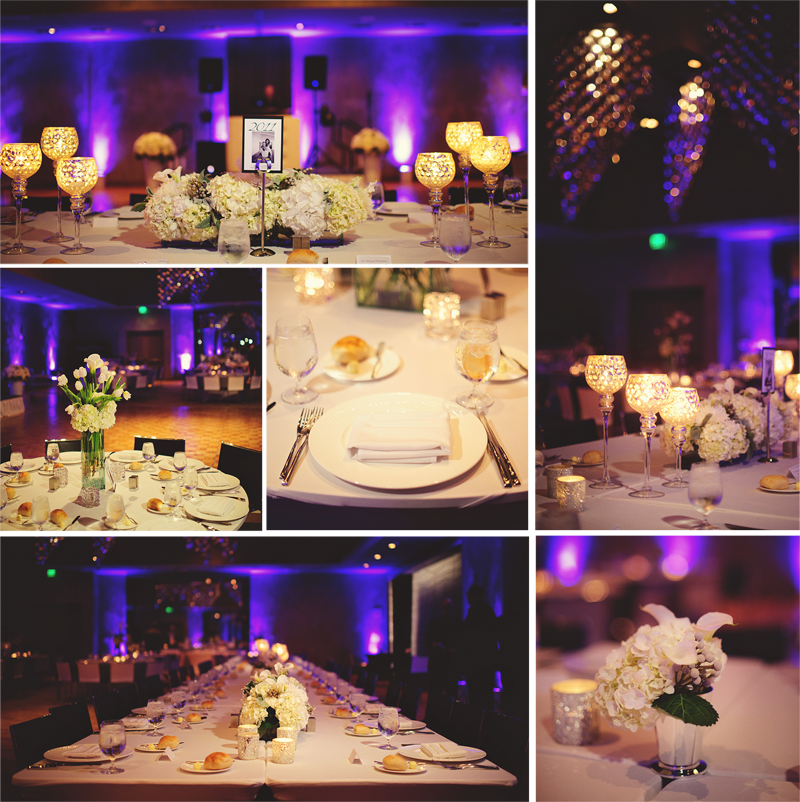 w hotel ft lauderdale wedding: decor