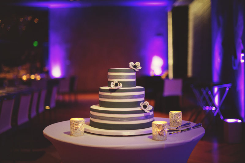 w hotel ft lauderdale: wedding cake