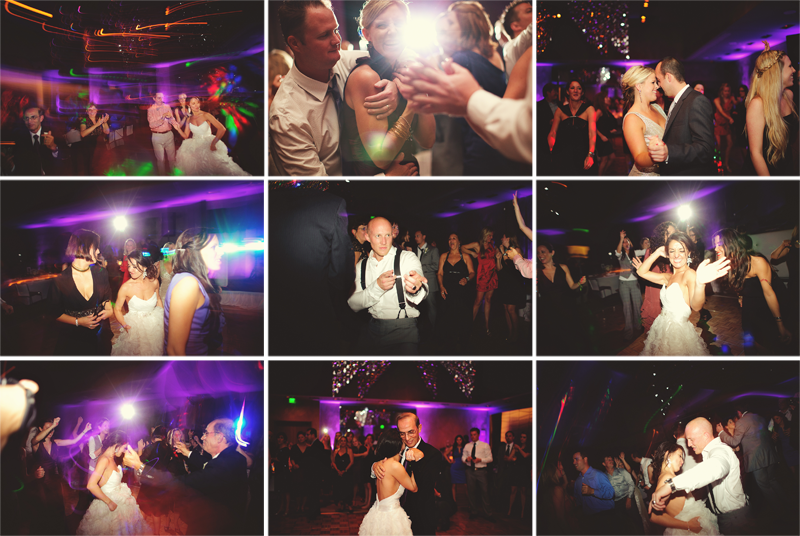 w hotel ft lauderdale: fun wedding dancing