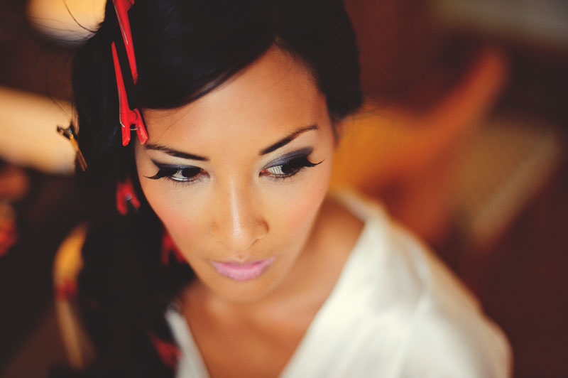 grand hyatt tampa bay wedding: make up