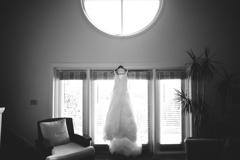 grand hyatt tampa bay wedding: dress