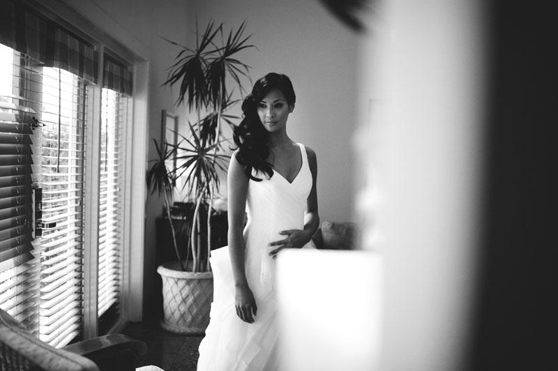 grand hyatt tampa bay wedding: bride dress