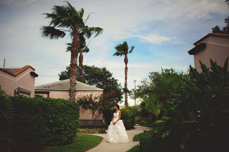 grand hyatt tampa bay wedding: bridals