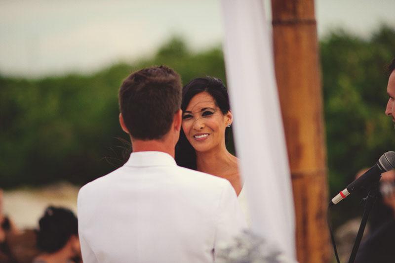 grand hyatt tampa bay wedding: ceremony
