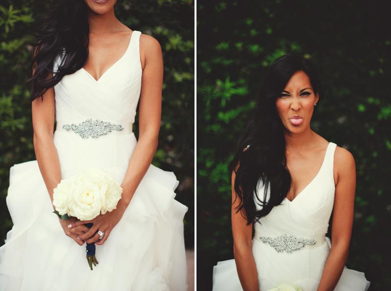grand hyatt tampa bay wedding: bride portraits