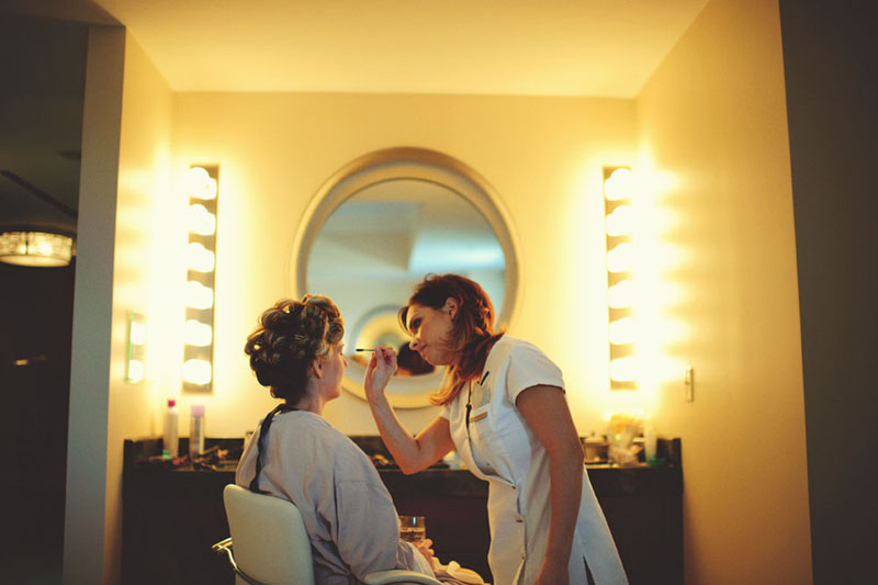 waldorf orlando wedding makeup