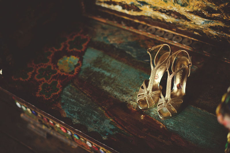 House of Blues Wedding: shoes