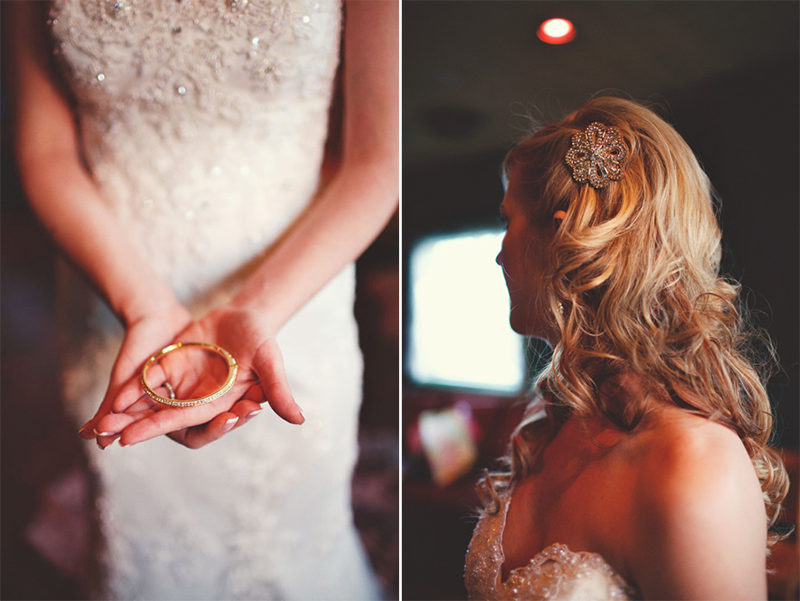House of Blues Wedding: bracelet