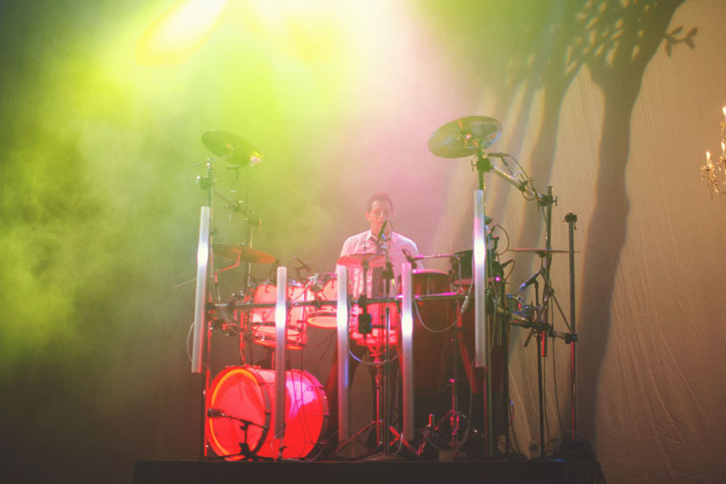 House of Blues Wedding: Side Project Drums