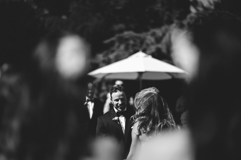pulgas water temple wedding: sweet groom
