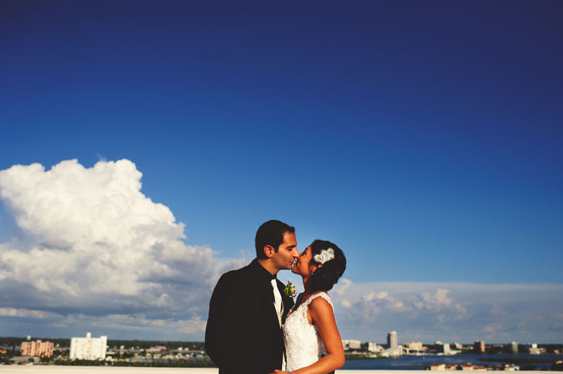hyatt clearwater wedding: portraits