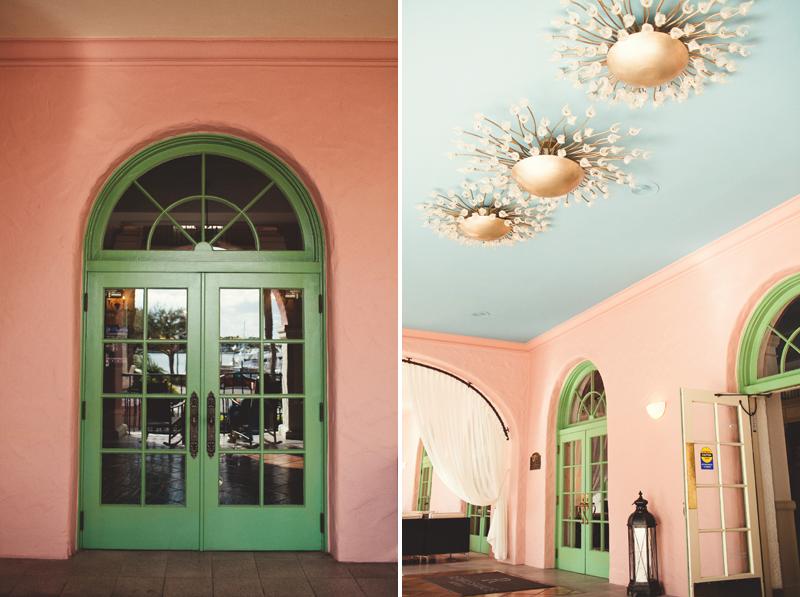 vinoy renaissance wedding: hotel
