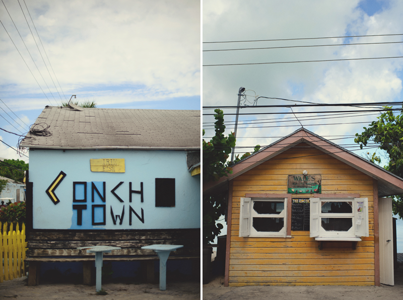 Harbour Island Conch Town