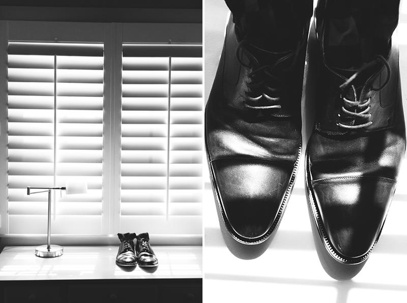 Harbour Island Wedding: grooms shoes