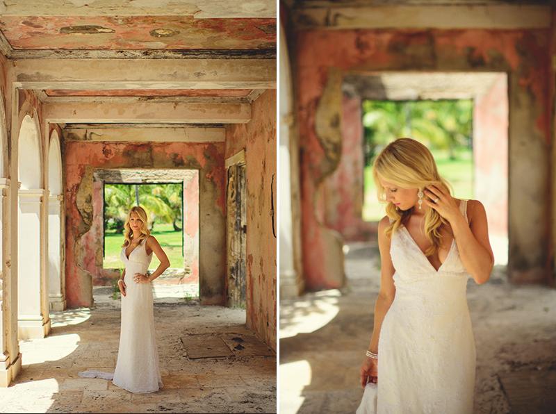 Harbour Island Wedding: bride pictures