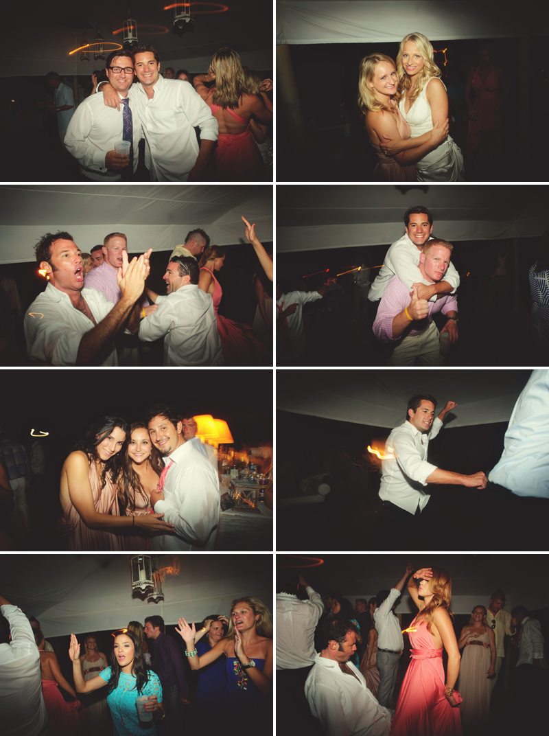 Harbour Island Wedding: crazy wedding
