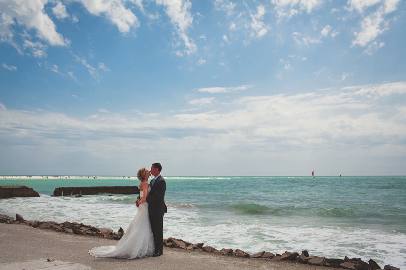 sarasota beach wedding photographer