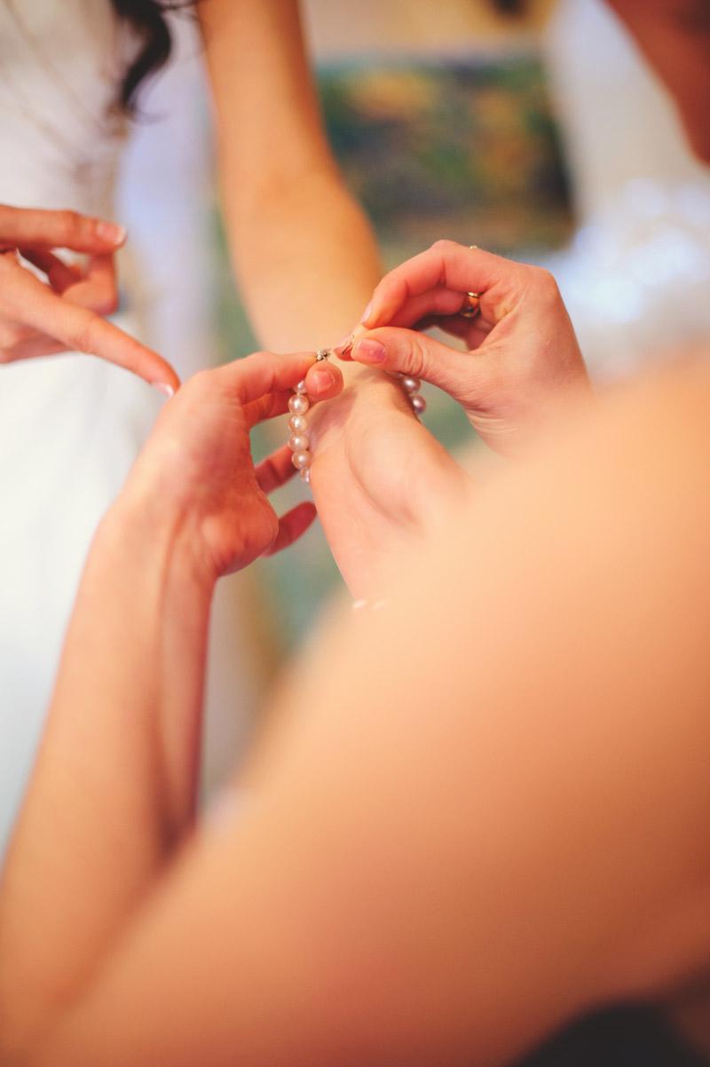 anna maria island wedding: brides jewelry