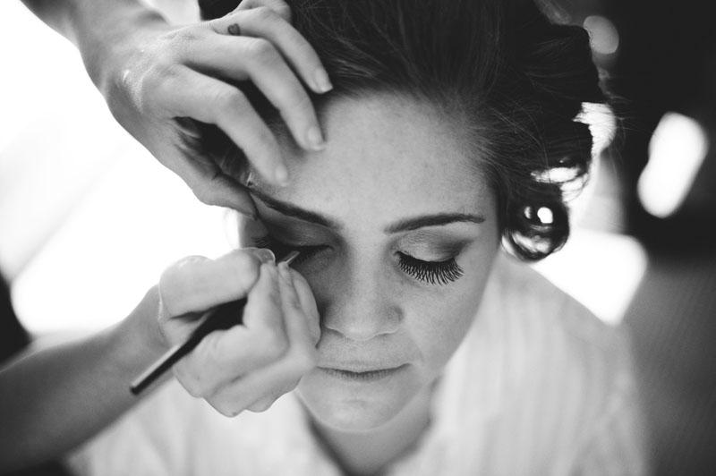 eyeliner wedding makeup