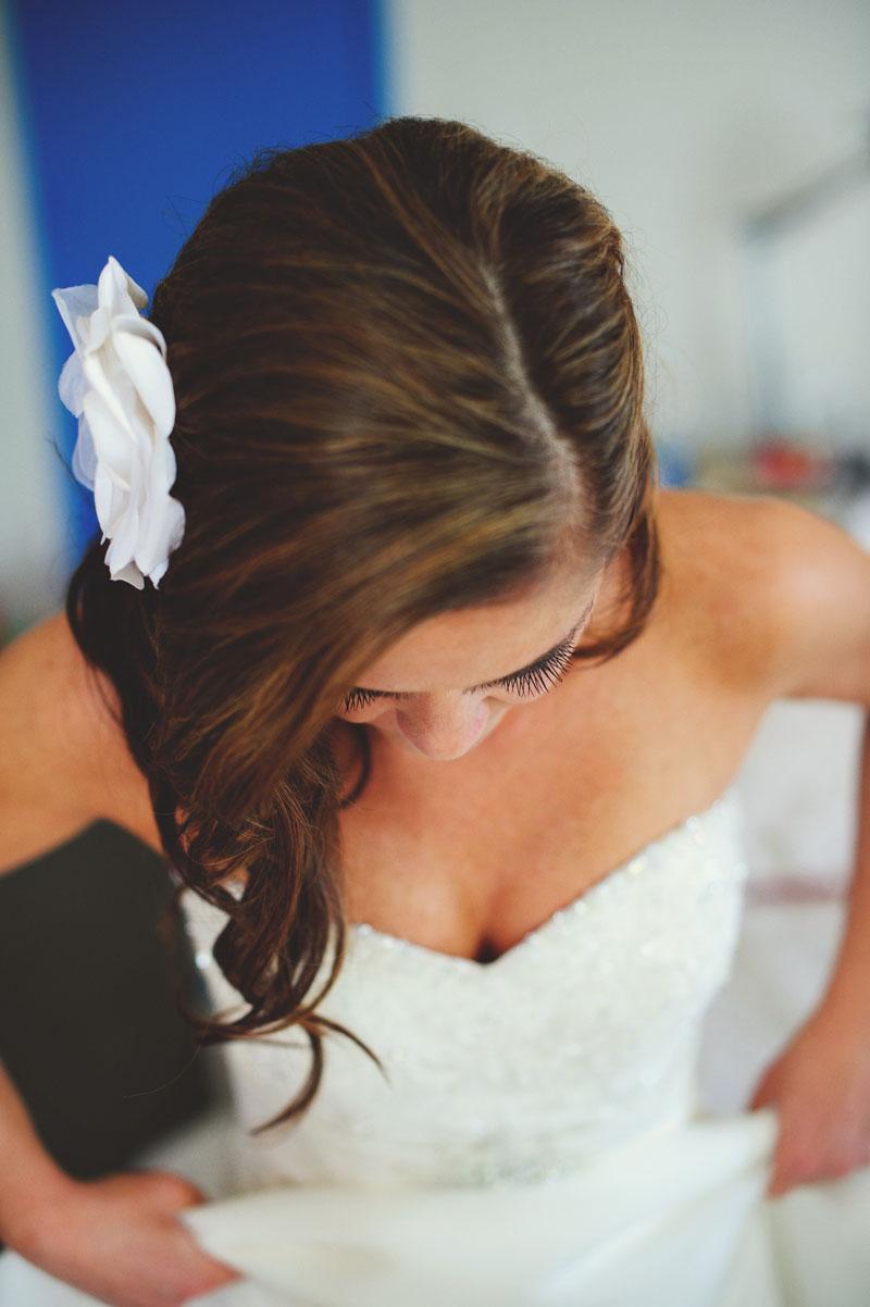 postcard inn holiday isles wedding: bridal portraits