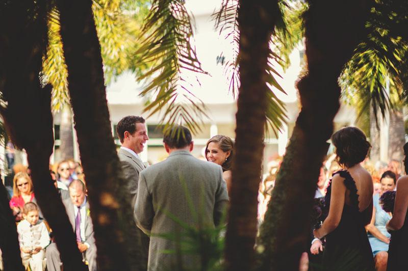 postcard inn holiday isles wedding: ceremony