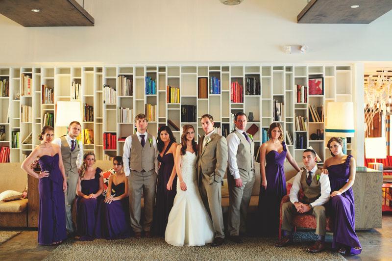 postcard inn holiday isles wedding: wedding party
