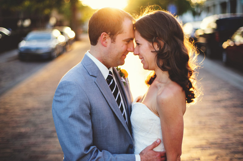 Winter Park Famers Market Wedding: portraits