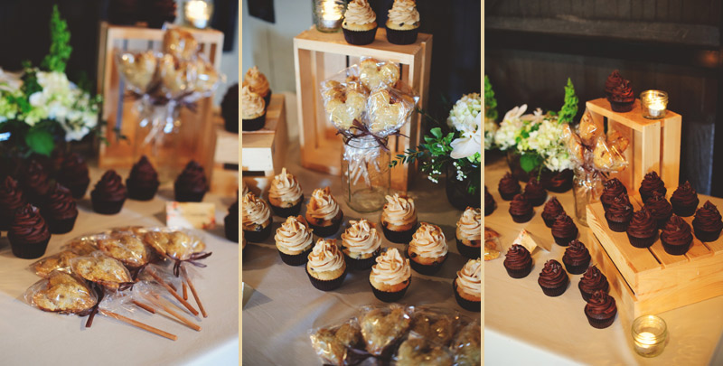 Winter Park Famers Market Wedding: sweets