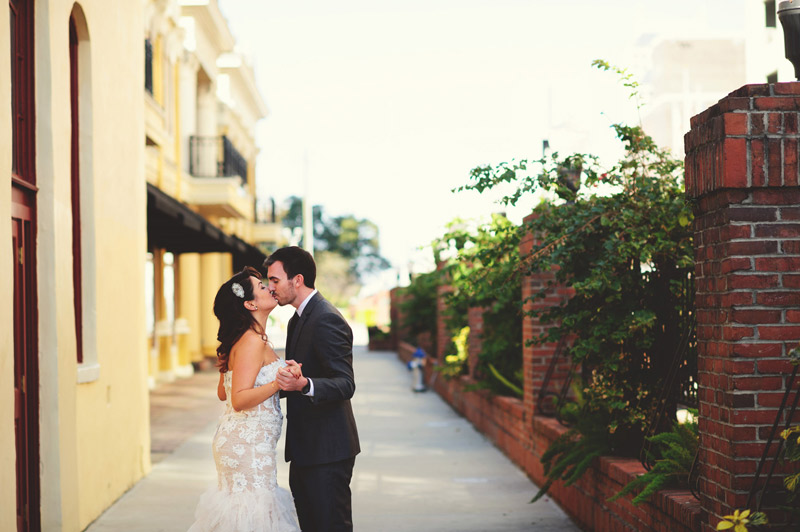 ceviche orlando wedding: first look