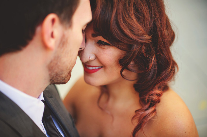 ceviche orlando wedding: happy romantic portraits