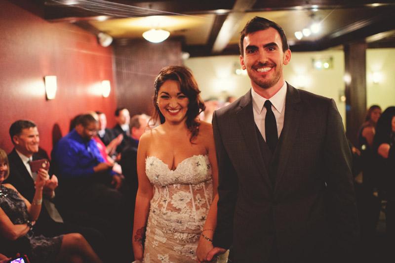 ceviche orlando wedding: recessional
