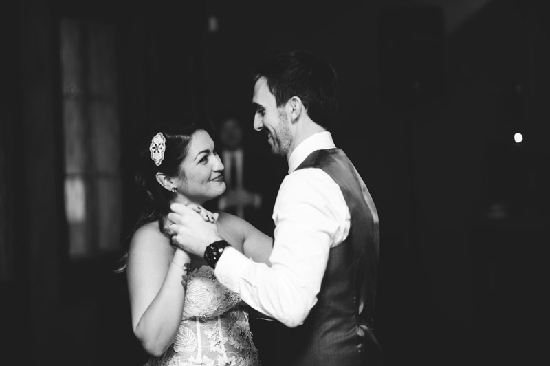 ceviche orlando wedding: first dance