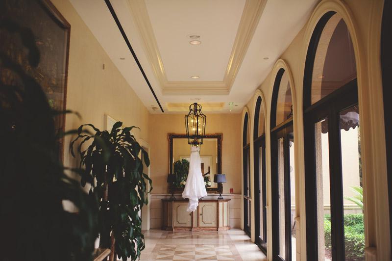 lakewood ranch wedding: dress