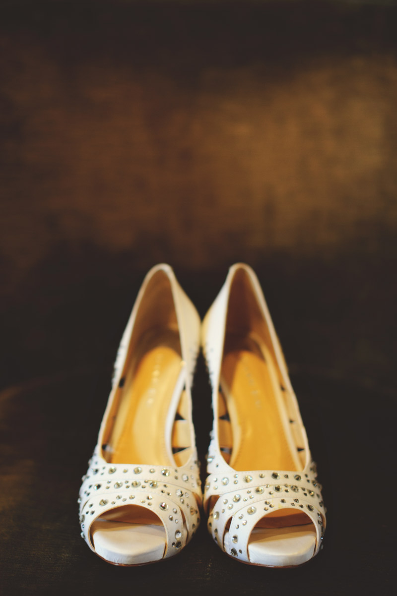 lakewood ranch wedding: shoes