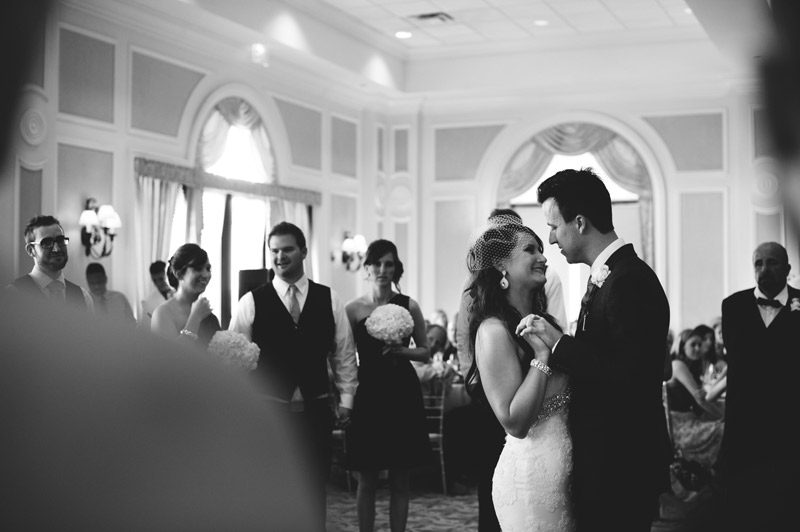 lakewood ranch wedding: first dance