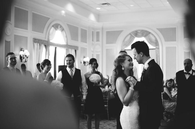 lakewood ranch wedding: first dance
